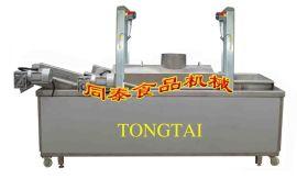 小型连续油炸机(TTYL-3000)