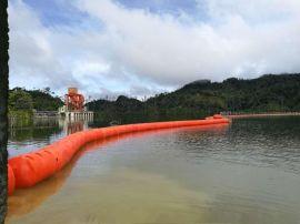 水面上浮筒设施拦垃圾设备厂家