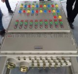 挂墙式铸铝防爆控制箱