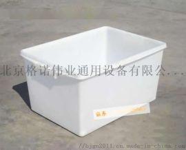 P21号塑料箱600*450*320带盖大衣箱