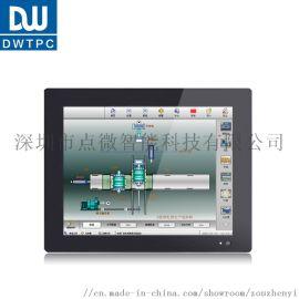DW-121TPC-D厂家直销12.1寸工业平板电脑触摸一体机工控电脑嵌入式安装