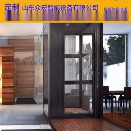 品牌滨州家用别墅电梯-滨州家用电梯厂家直销