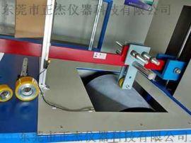 北京脚轮转动性能测试机,正杰牌脚轮行走寿命试验机