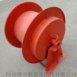 龙门吊弹簧式电缆卷筒 发条式  电动式电缆卷筒