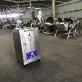 蒸煮設備配套電加熱蒸汽發生器 不鏽鋼材質蒸汽產生設備