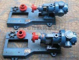 红旗泵业供应NYP1670高粘度内啮合齿轮泵