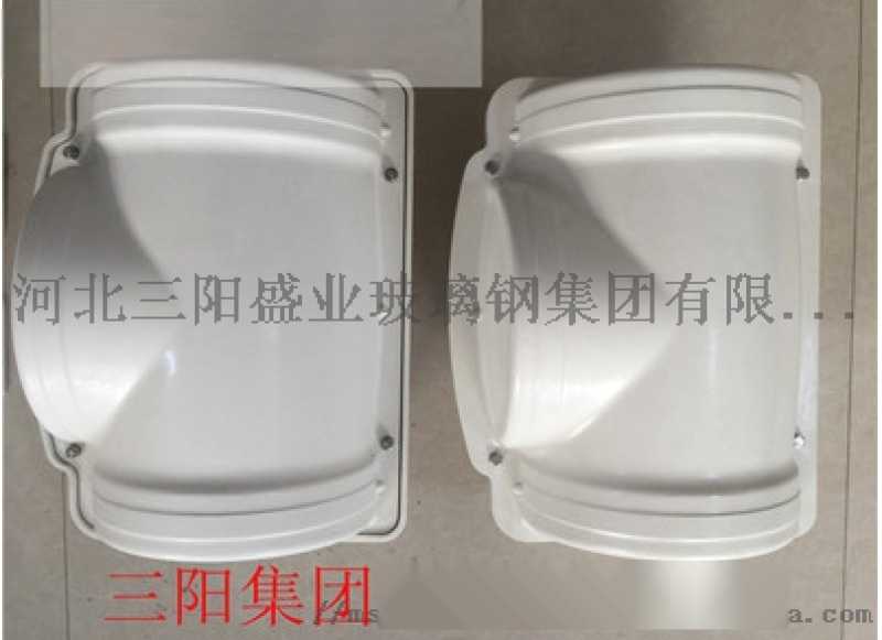 阀门玻璃钢保温壳 阀门罩壳 可拆卸式玻璃钢保护套 高温保护罩盒