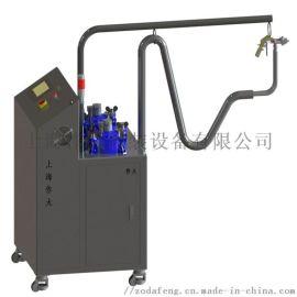 上海定制型 双组份加热型气动打胶机厂家直销