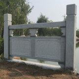 承接花崗岩石欄杆定做安裝工程-曲陽縣聚隆園林雕塑