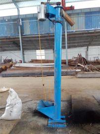 碳钢管式垂直加料机 螺杆上料机Lj1