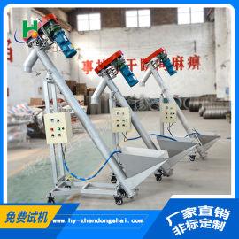 高效自动螺旋绞龙提升机,淀粉、糖粉螺旋输送机