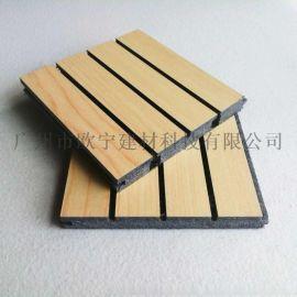 **选材防火板耐高温陶铝吸音板