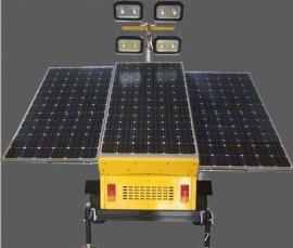 CXH-6130太阳能升降照明灯塔  LED太阳能升降照明车灯具