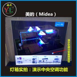 LED闪动广告灯箱,动感超薄灯箱,LED动态灯箱,LED演示道具