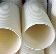 宇龙牌PVC双壁波纹管