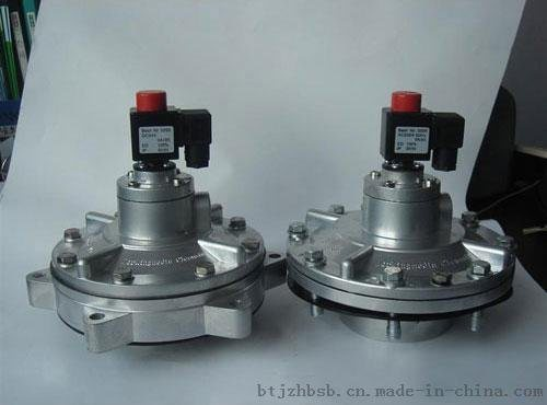 DSF型低压双膜片脉冲阀电磁脉冲阀哪家好  电磁脉冲阀哪家专业