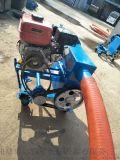 装车用粉料软管上料机 双驱粉料软管输送机