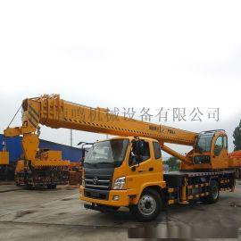 新款福田吊车 10吨 12吨吊车 小型建筑用车