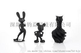 深圳光固化3D打印机厂家专业定制珠宝戒指工艺品模型
