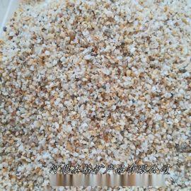 本格厂家供应净水处理石英砂滤料 铸造石英砂