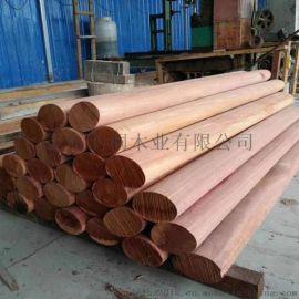红梢木木扶手厂家|红梢木实木厂家|红梢木一手材厂家