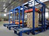 肇慶成品箱樓層升降機,江門包裝箱輥筒線堆垛機