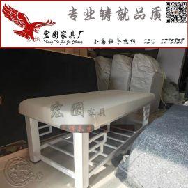 铁艺美容床按摩床中医按摩床