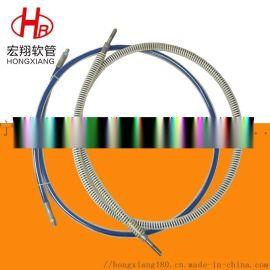 液压管件机械超高压树脂软管,钢丝缠绕清洗机高压软管