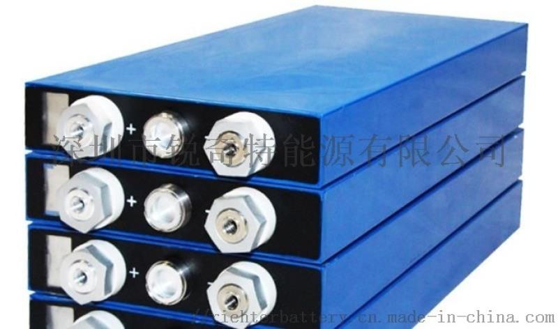 3.7V126AH高容量模組鋰電池低速車適用電池