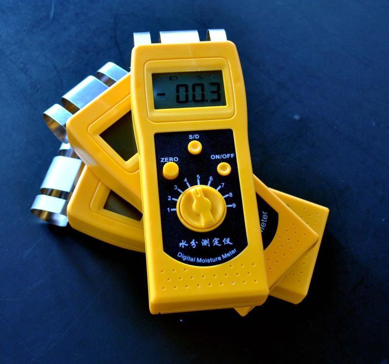 DM200C混凝土地面湿度计   环氧地坪水分仪   建筑材料水分测定仪