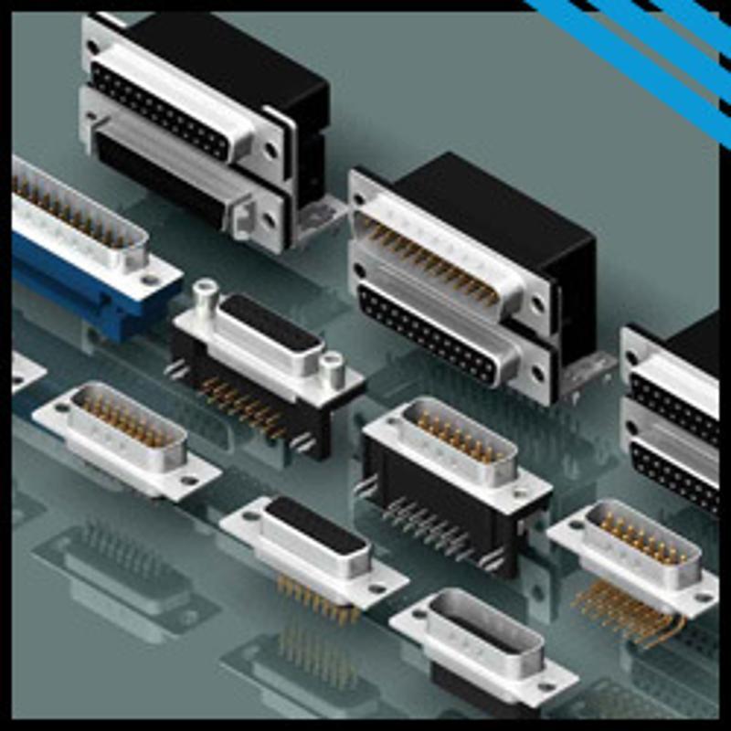 CVILUX进口瀚荃D-SUB矩形连接器|替代TE/AMP,MOLEX,FCI,CINCH
