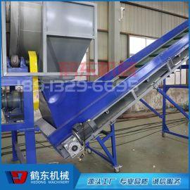 厂家  金属探测器输送带 吸铁分离输送带 输送机供应 欢迎咨询