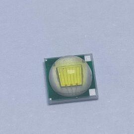厂家直销5050陶瓷白光贴片灯珠 大功率高亮5W手电筒汽车灯led光源