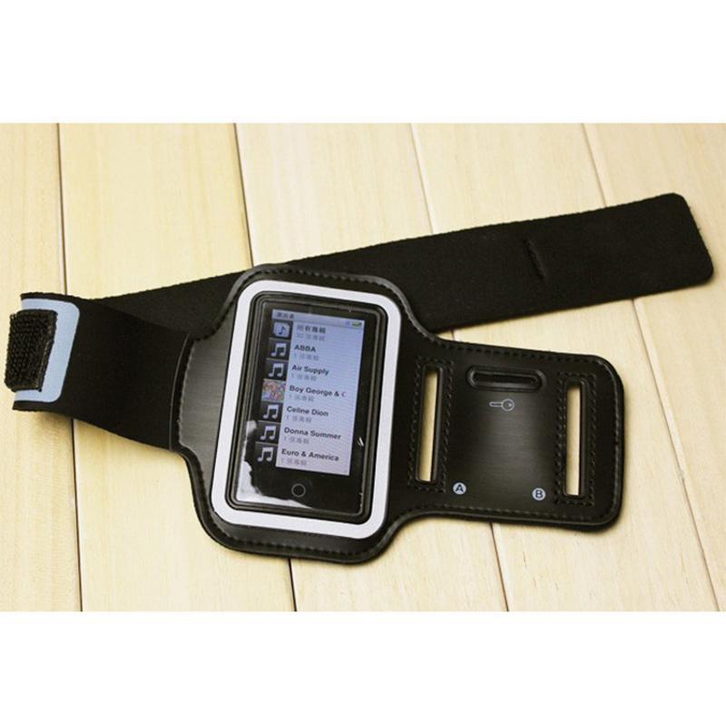 跨境专供 男女通用跑步臂带 健身时便携手机袋 酷跑运动必备定制