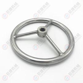 供应方向盘式手轮 M16- M24 不锈钢手轮