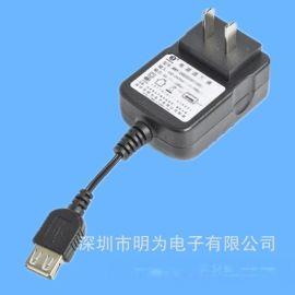 AC-DC电源适配器 12W安防摄像机电源适配器