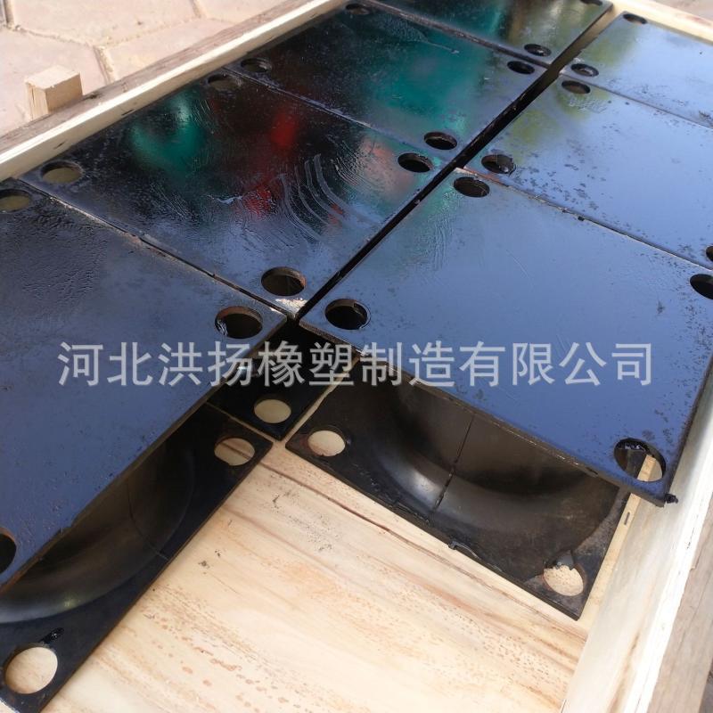 打桩机 压路机橡胶减震块 夯实器橡胶减震块 打桩机橡胶减震垫