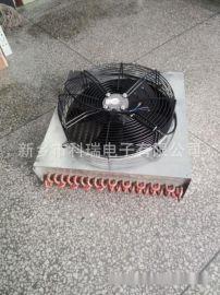 专业生产冷干机铜管铝翅片蒸发器厂家河南科瑞电子