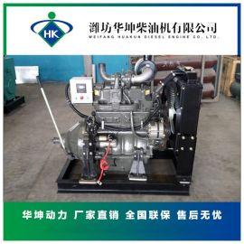 生产破碎机用固定动力R4108ZP柴油机带皮带轮全国联保