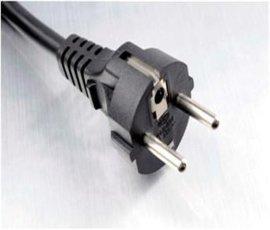 CE认证电源线插头