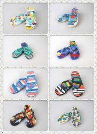 夏季沙滩人字拖鞋