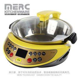 全自动炒菜机烹饪机器人