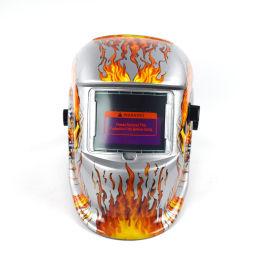焊割防護頭戴式電焊面罩自動變光電焊面罩