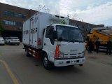 小型医院医疗废物转运车医院内部  垃圾车