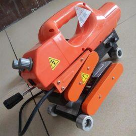 便携式防水布爬焊机厂家/防水板爬焊机操作