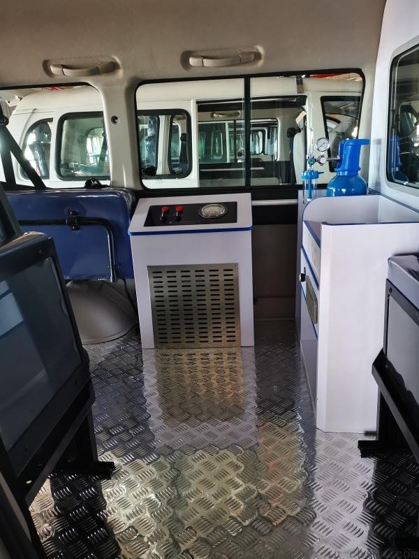 負壓救護車淨化排風裝置生產廠家