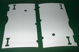 阻燃PP绝缘垫片|广东广州PP板|绝缘胶垫|复印机盖板