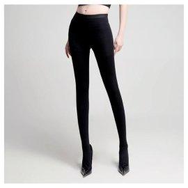 680D立体软绒瘦腿袜