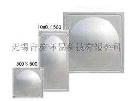 304不锈钢方形水箱冲压板模压板无锡厂家