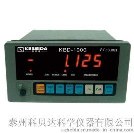 科贝达在线液体比重计KBD-1000